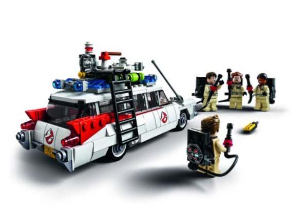 LEGO Ghostbusters Set Revealed