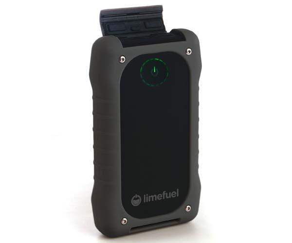 Limefuel Rugged Water Resistant Backup Battery