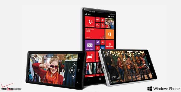 Nokia Announced Verizon Exclusive Lumia Icon Windows Phone