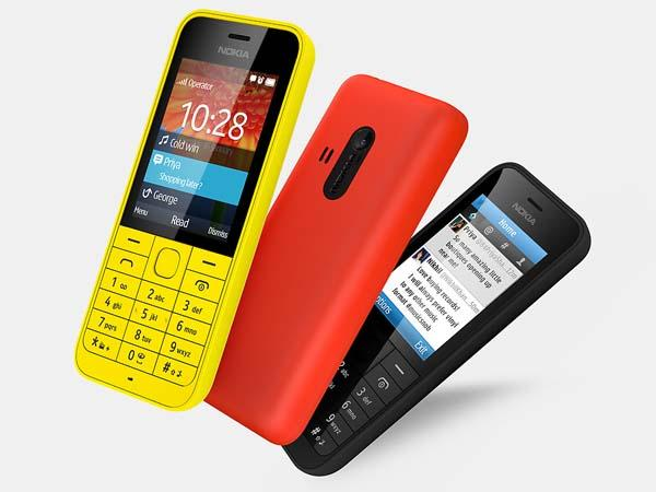 Nokia Asha 220 And 230 Low Cost Feature Phones Announced