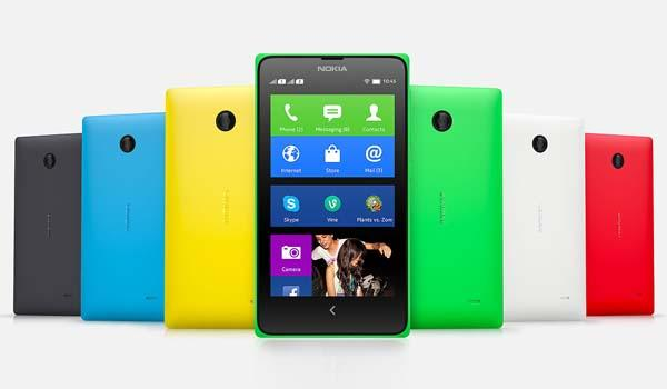 Nokia X, X+ and XL Android Phones Announced