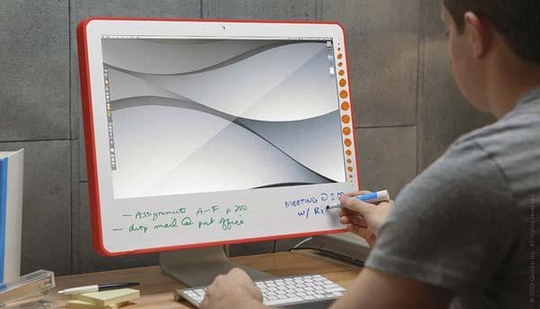 Prose Whiteboard Faceplate for iMac