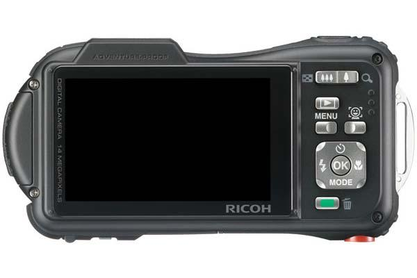 Ricoh WG-20 Waterproof Camera Announced