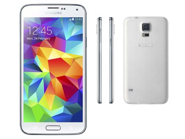 Samsung Galaxy S5 Flagship Smartphone Announced