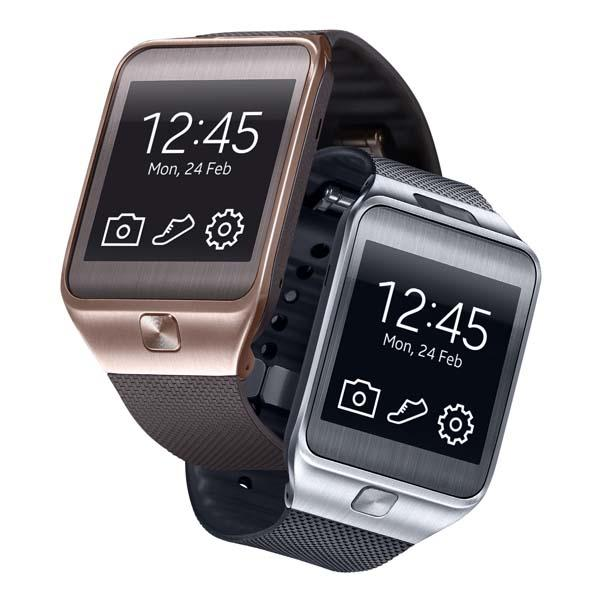 Samsung Gear 2 and Gear 2 Neo Smart Watches Announced