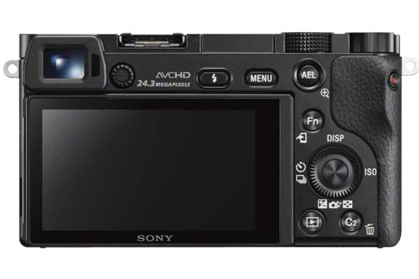 Sony Alpha A6000 Mirrorless DSLR Camera