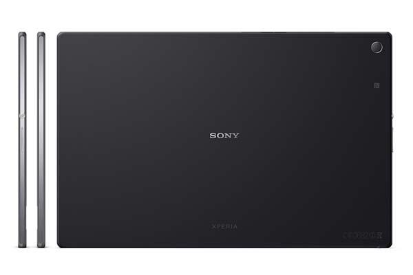 Sony Xperia Z2 Waterproof Tablet Announced