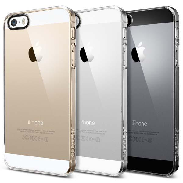 Coque Transparente Iphone S