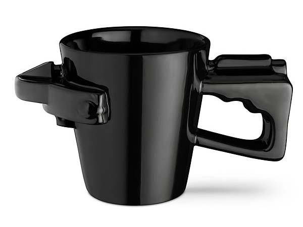 The Crossbow Inspired Coffee Mug
