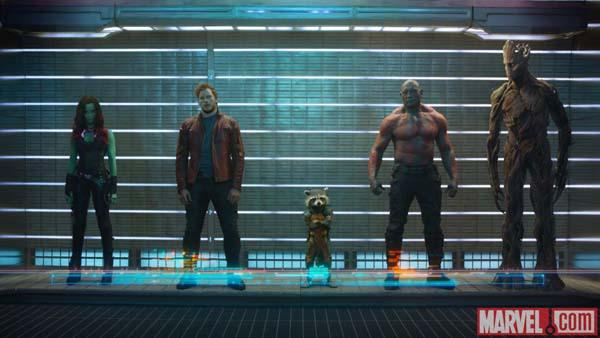 The First Full Guardians of the Galaxy Movie Trailer Released