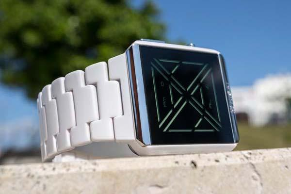 Tokyoflash Kisai X Acetate LED Watch