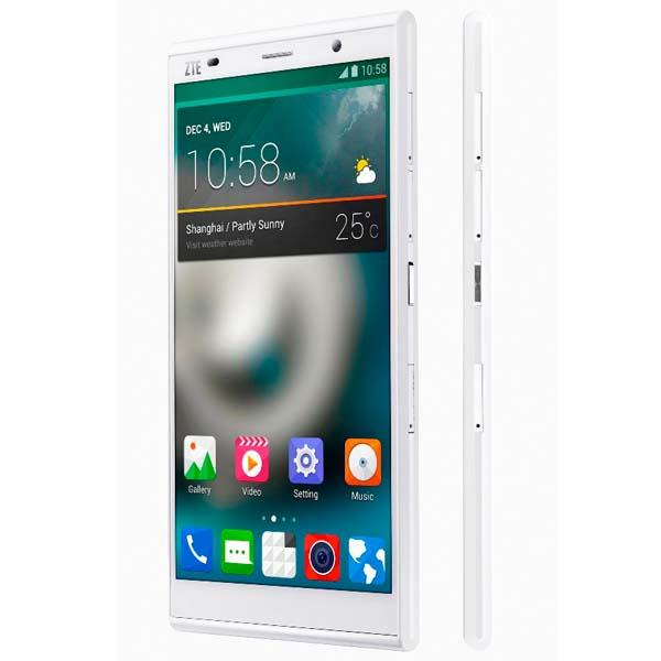 ZTE Grand Memo II LTE Smartphone Announced