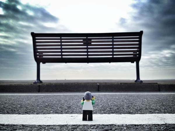 A Journey of LEGO Minifigure