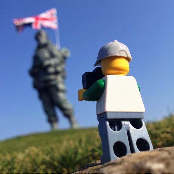 A Journey of LEGO Minifigure