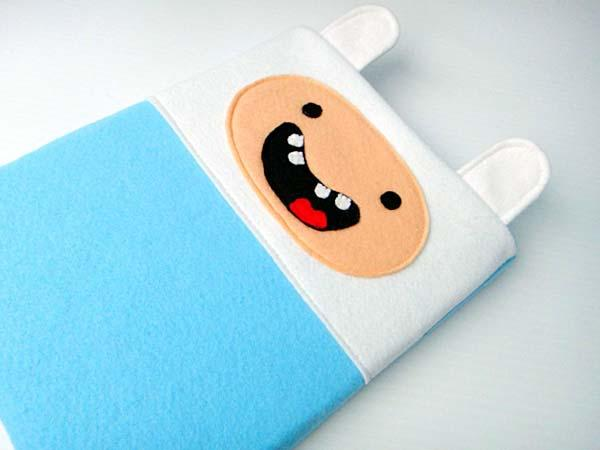 Adventure Time Inspired iPad Case