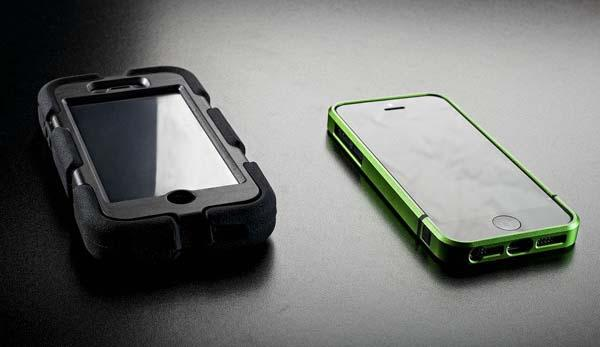 AL13 v2 Aluminum iPhone 5s Case without Signal Loss