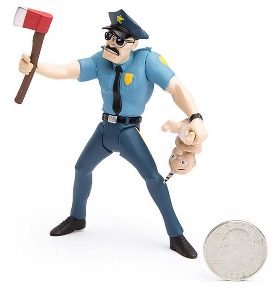Axe Cop Themed Action Figures