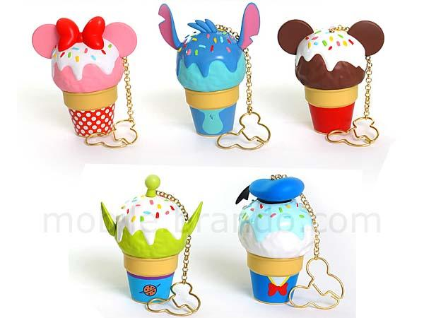 Disney Character Ice Cream Backup Battery