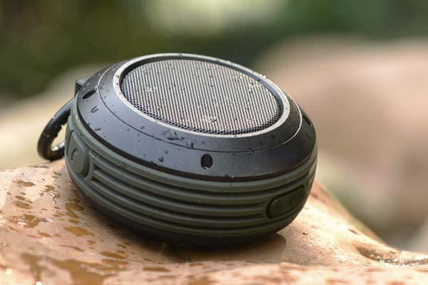 Divoom Voombox-Travel Rugged Portable Bluetooth Speaker