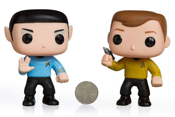 Funko Star Trek The Original Series Mini Figures
