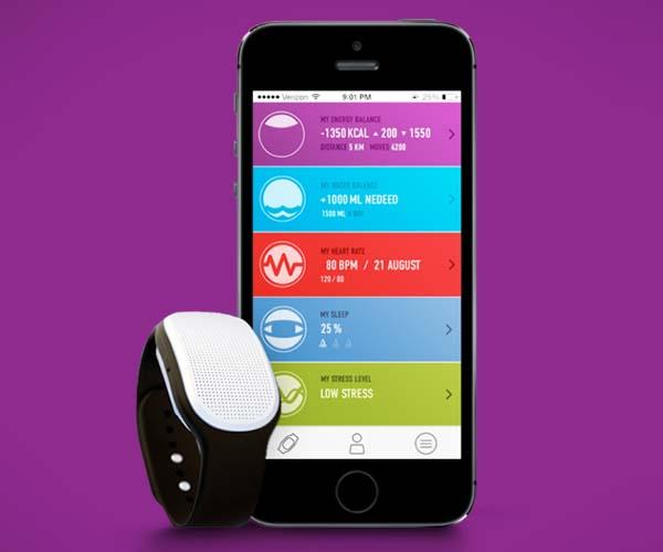 Healbe GoBe Activity Tracker Focuses on Measring Calorie Intake