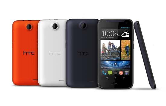 HTC Desire 310 Entry-Level Android Phone Announced