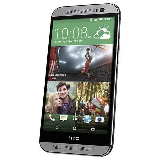 HTC One M8 Android Phone Now Available