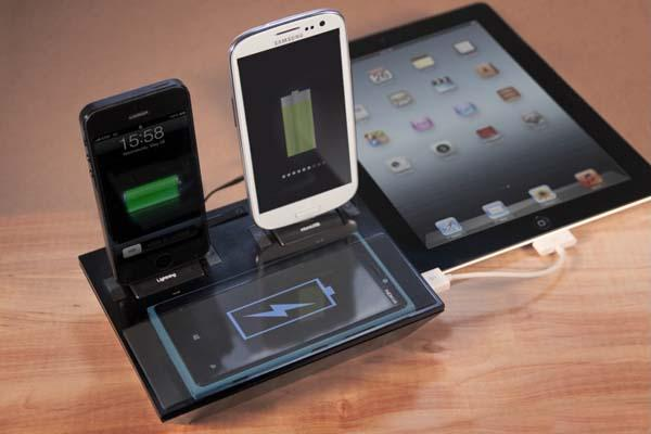 IDAPT i4w Wireless Charging Station