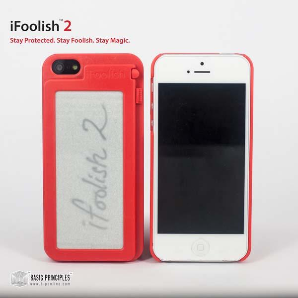 iFoolish 2 Magic Drawing iPhone 5s Case