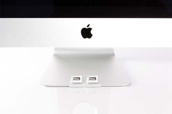 iMacompanion Front-Facing USB Port for iMac