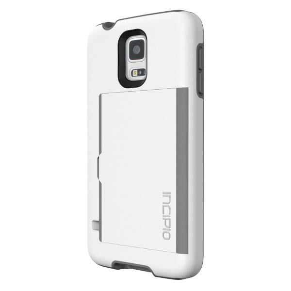 Incipio Stowaway Galaxy S5 Case with Card Holder