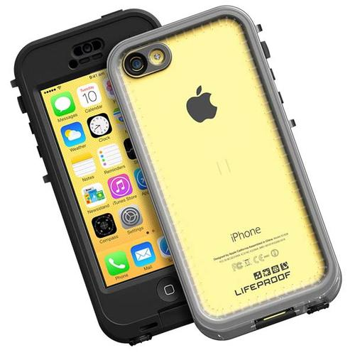 Lifeproof n 252 252 d waterproof iphone 5c case gadgetsin