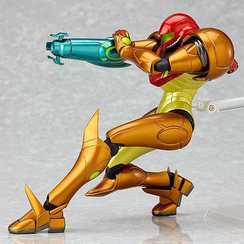 Metroid Samus Figma Action Figure