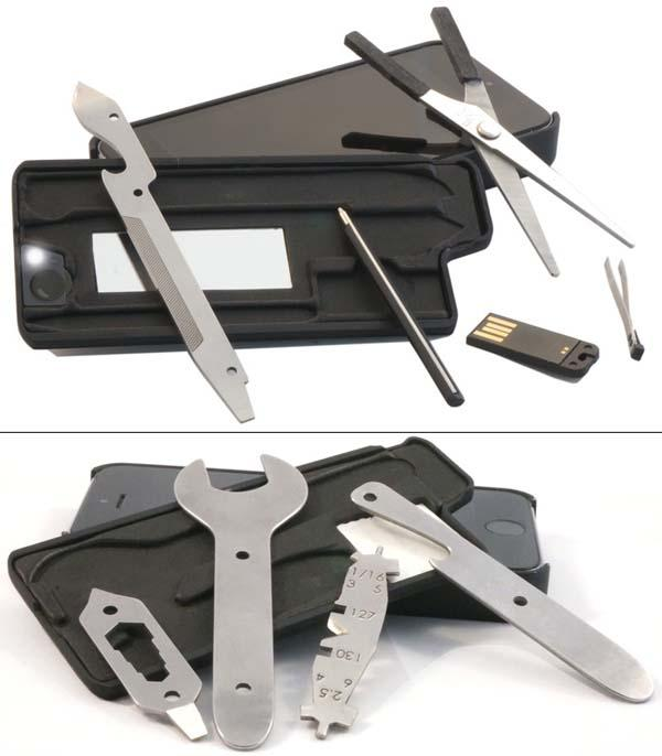 MyTask Multi-Tool iPhone 5s Case