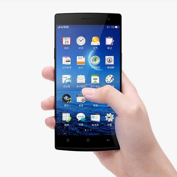Oppo Find 7 Android Phone Launched