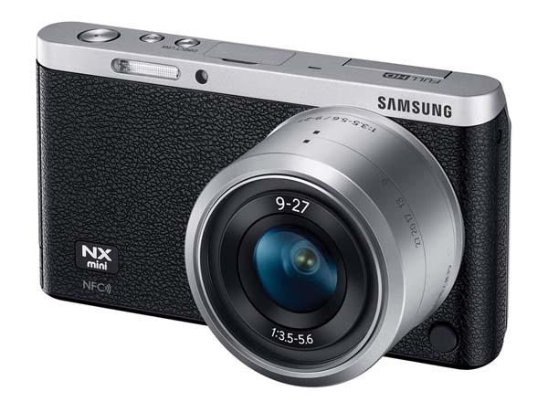 Samsung NX mini Compact Mirrorless Camera Announced