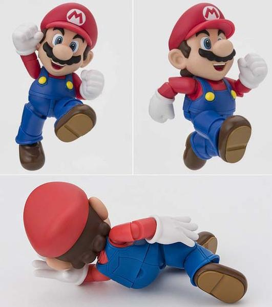 SH Figuarts Mario Action Figure