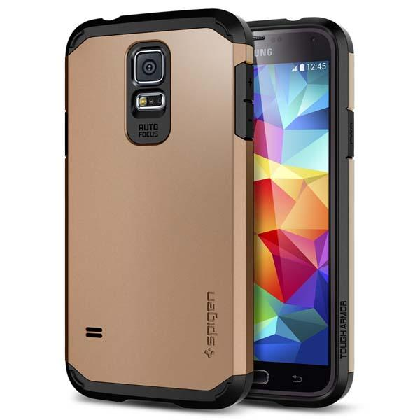 Spigen Tough Armor Galaxy S5 Case