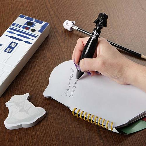 Star Wars Themed Stationary Set