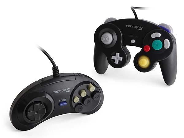 The Classic Console USB Game Controllers
