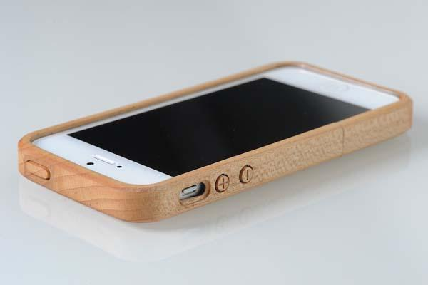 Tonewood High-Class Wooden iPhone 5 Case