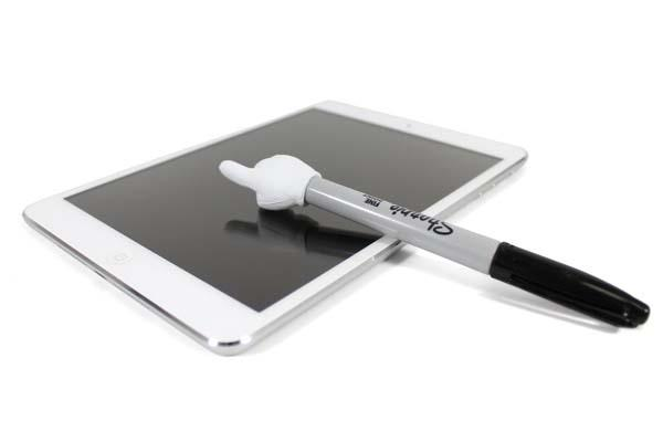Touch Point Stylus Turns Anything into a Stylus