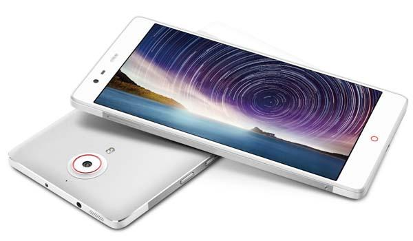 ZTE Nubia X6 Android Phone Announced