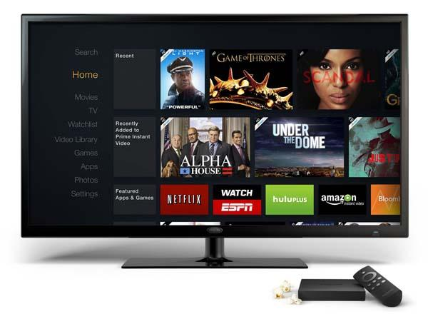 Amazon Fire TV Android Set-top Box