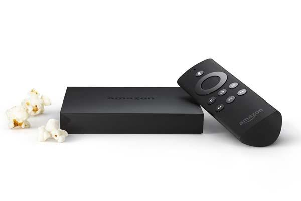 Amazon Fire TV Android Set-top Box Announced