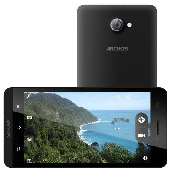 Archos 50 Helium 4G Android Phone
