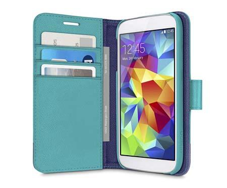 Belkin 2-In-1 Wallet Folio Galaxy S5 Case