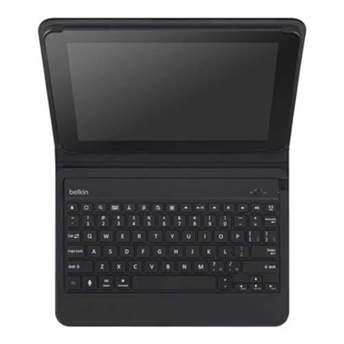 Belkin QODE Slim Style Galaxy Tab4 10.1 Keyboard Case