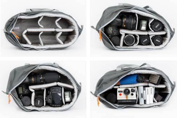DryZone Duffle Waterproof Camera Bag