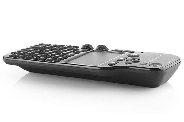 E-Blue Web@TV Wireless Keyboard with Touchpad and Remote Control